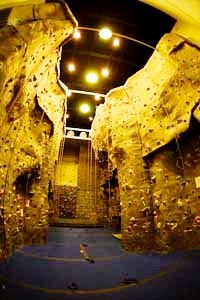 Stanford Climbing Wall