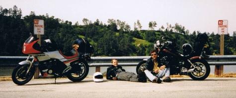 Robert and Me, 1995