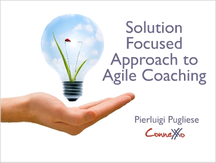 Pierluigi Pugliese on Agile Coaching