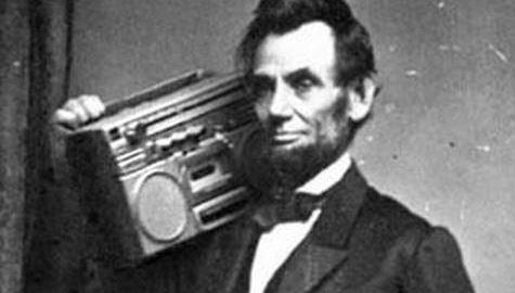 Lincoln + Boom Box