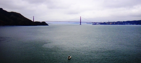 Golden Gate from Point Bonita